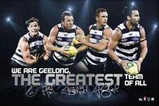 Geelong Cats Signed AFL & Australian Rules Football Memorabilia