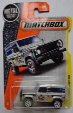 Matchbox 2016 MBX CONSTRUCTION Land Rover 90 48/125
