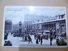 1903 Used Postcard: THE BANK OF ENGLAND +Stamp