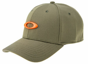 Oakley Tincan Hat Dark Brush Classic Flex Size Large/XL