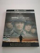 Saving Private Ryan (4K Ultra Hd+Blu-ray+ Digital 2018,)