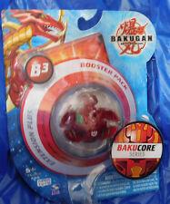 BAKUGAN Battle Brawlers B3 Bakucore Red Pyrus Battle Damaged ALPHA PERCIVAL 2009