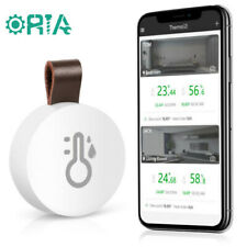Bluetooth Smart Digital Indoor Thermometer Hygrometer Temperature Humidity Phone