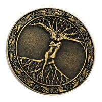 Retro Breloques Arbre De Vie Branches Mythe Grec Mens Boucle De Ceinture
