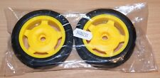 Tamiya Super Fighter G/Holiday Buggy/DT02, 9400231/19400231 Front Tires & Wheels