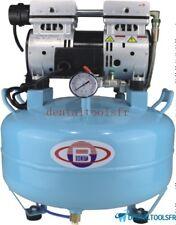 BEST Compresseur d'air dentaire ultra-silencieux sans huile pour 1 poste DB-101