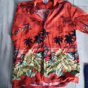 Pacific Legend Made In Hawaii Mens XL Shirt