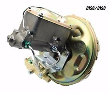 70-81 F-Body Power Disc Disc Brake Booster Master Cylinder Valve & Bracket Kit