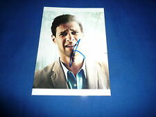 JUSTIN BARTHA signed Autogramm 13x18 cm In Person HANGOVER