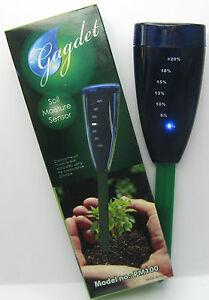 Soil Moisture sensor, Check water level in your pot plants