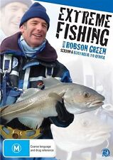 Extreme Fishing With Robson Green : Season 6 ,2 X DVDS , 2013 , SEALED