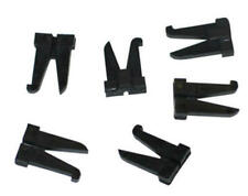 Screenhouse Cable Retainer Clips- Set of 12 wall & Door