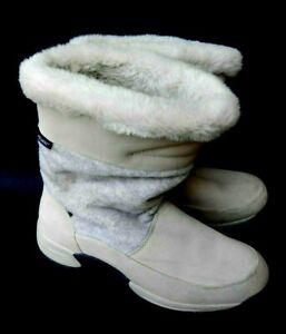 SPORTO POLARTEC Insulated Waterproof Boots Women's 10 M Sherpa Lined lknew