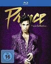 Prince - Movie Collection: Purple Rain, Cherry Moon, Graffiti Bridge Blu-ray
