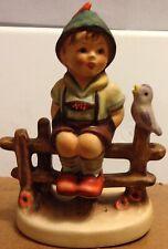"""Hummel Figurine 1938 1113-0 Goebel W. Germany. """"Wayside Harmony"""""""
