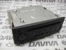 2005 2006 2007 Renault Clio Audio Stereo CD Player Radio Head Unit 8200483751