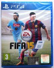 FIFA 15 PS4 PLAYSTATION 4 ITA EDITION
