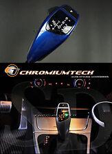 BMW E89 E90 E91 E92 E81 Blu LED SHIFT GEAR KNOB per LHD con luce di posizione del cambio