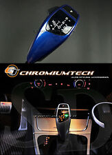 BMW E89 E90 E91 E92 E81 BLUE LED Shift Gear Knob for LHD w/Gear Position Light