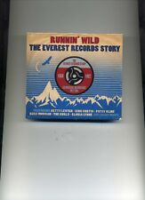 RUNNIN' WILD - THE EVEREST RECORDS STORY - PATSY CLINE LIONS - 2 CDS - NEW!!