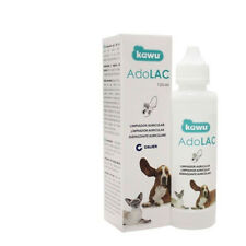 cleaner headset for dogs and cats ADOLAC 125 ml cleaner ear