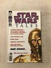STAR WARS TALES #8 NM- 9.2 C-3PO PHOTO VARIANT COVER DARK HORSE COMICS