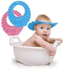 BATH HOOP Canpol shampoo eye protective shield cover hat protector 74/006 PINK
