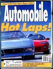 Automobile Magazine March 1994 Corvetyte ZR-1 EX w/ML 042617nonjhe