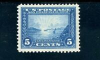 USAstamps Unused VF-XF US 1913 Panama-Pacific Scott 399 OG MHR