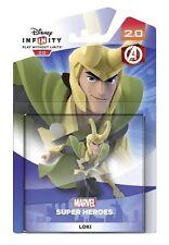 Disney Infinity 2.0 Character Loki Figure  #B3