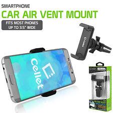 Cellet Air Vent Smartphone Car Mount w/ 360 Degree Rotation/ Tightening Knob