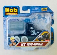 NIB Fisher-Price Bob the Builder, Icy Two-Tonne Vehicle Toy Die Cast
