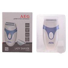 Afeitadoras azules AEG