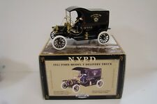 Gearbox 1/16 scale Ford Model T Wagon for New York City Nypd Police Patrol Cop