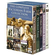 The Complete Victorian Farm Collection Region 4 New DVD (11 Discs)