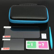 Schutzhülle Tasche Starter Set Etui Schutz Folie Für Nintendo New 2DS XL