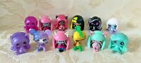 Lot of 12 Mattel Monster High Minis Figs Figures Toy Dolls