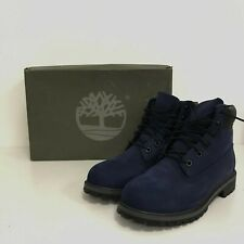 New Timberland Boots UK 5.5 Purple Lace Up Ankle Comfy Smart Everyday 341318