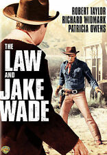 The Law and Jake Wade (DVD, 2008) Robert Taylor Richard Widmark & Patricia Owens