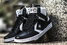 Converse Weapon Mid Top Larry Bird  Black White Shoes 144545C Size 10 & 11.5