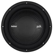 """Polk Audio MM1042DVC 10"""" 1200 Watt Dual 4-Ohm Car/Marine Audio Subwoofer Sub"""