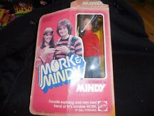 "Mindy1979 W/Talking Spacepack Mork & Mindy 9"" Figure W/Box"