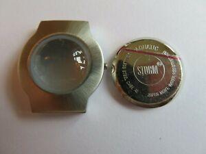 Uhrengehäuse / Watchcase Gehäuse komplett mit Glas STORM AQUATIC