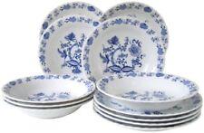 Creatable Servizio di piatti 12 pz Blu (blau) (t9e)