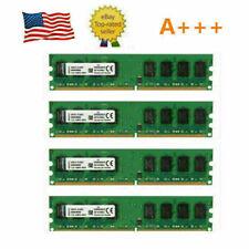 2GB 4GB 8GB For Kingston PC2-6400U DDR2 800Mhz 240Pin Desktop Memory RAM DIMM