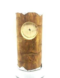 Parakeet Natural Wood Log Nest Chew Toy!!!