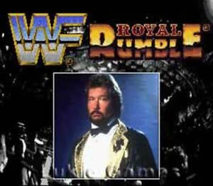 WWF Royal Rumble - WWE - SNES Super Nintendo Game