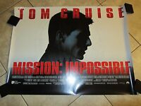 Mission Impossible movie poster - Tom Cruise poster - 30 x 40 inches