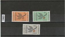 CYPRUS 1965 EUROPA CEPT set MNH. Catalog Value 60 euros