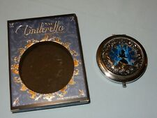 Sephora Disney Cinderella Stroke of Midnight Mirror Compact In Package